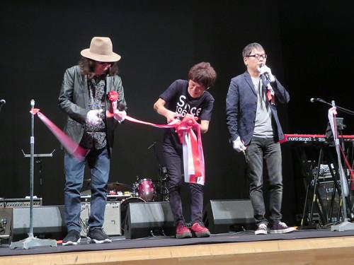 ホフディラン企画「ワタナベイビー生誕50周年記念ライブ 〜史上初!50歳のベイビー誕生〜」