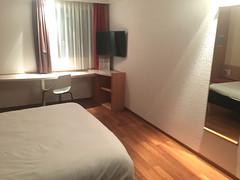 09 - Ibis Hotel Frankfurt Kelsterbach - Zimmer - Schreibtisch