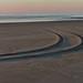 Ocean Shores Sand Tracks by Don Briggs