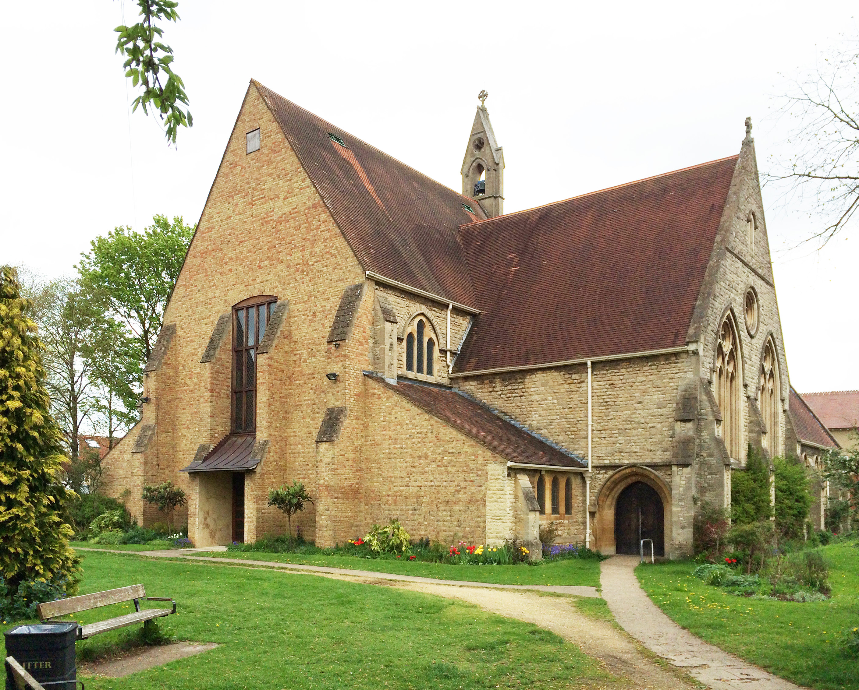 St Michael & All Angels, Summertown Church Before Extension