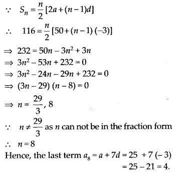 NCERT Solutions for Class 11 Maths Chapter 9 Sequences and Series 20