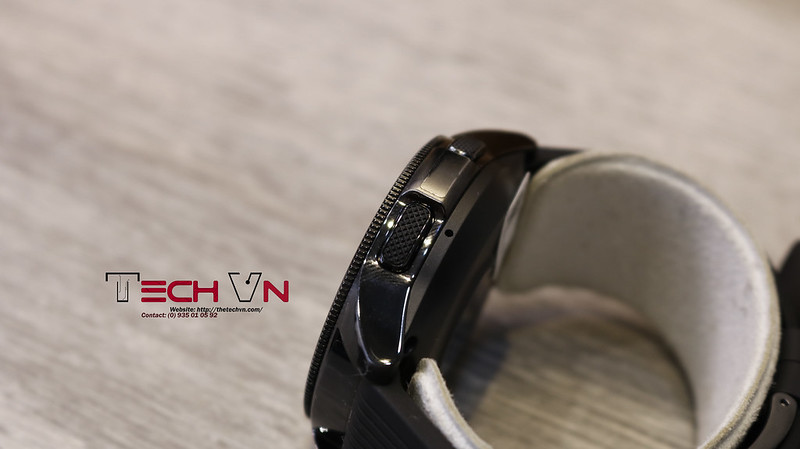 Techvn - samsung galaxy watch black 42mm 01