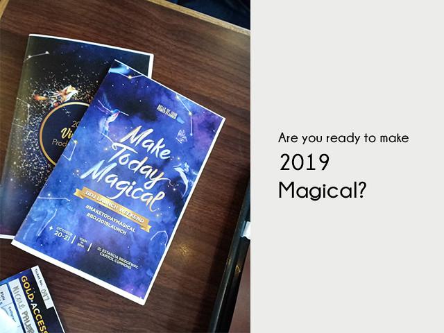 Belle De Jour Planner 2019