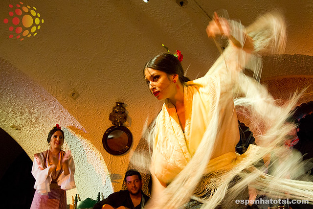 shows de flamenco em Madri
