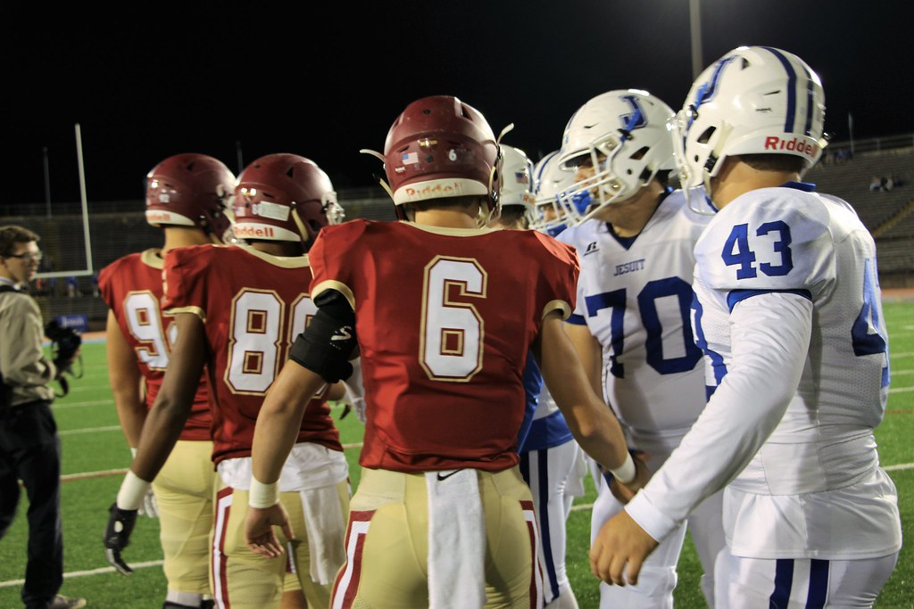 2018 Homecoming Game v. Jesuit
