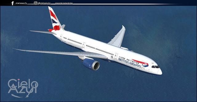 British Airways (G-ZBJF 788 & G-ZBKJ 789) v1.2