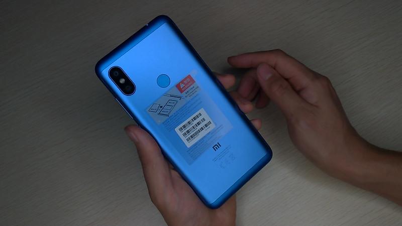Xiaomi Redmi Note 6 Pro 開封 (17)