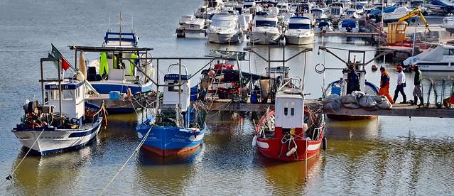 Puerto de Perelló