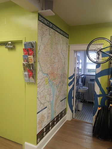 Takoma Bicycles shop, Takoma Park, Maryland