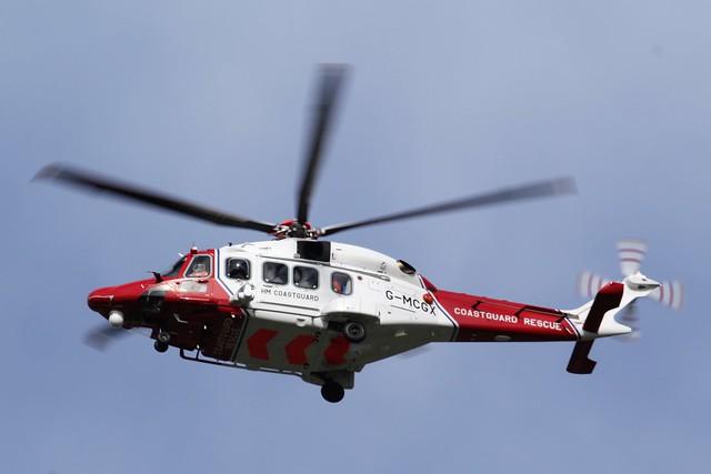 HM Coastguard AgustaWestland AW189 G-MCGX