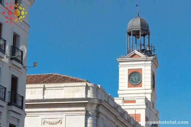 réveillon na Puerta del Sol, Madri