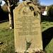 20181024 Gravestone Elmbridge Church Worcestershire