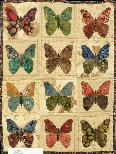 91: Butterflies   - Debi Oman