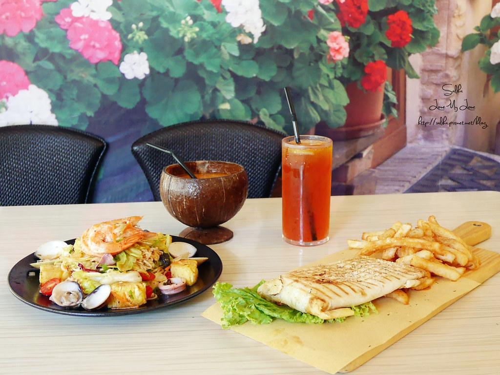 新店大坪林站附近食尚玩家推薦早午餐餐廳美食泰之初