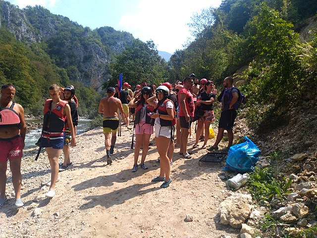 See you on the Neretva rafting