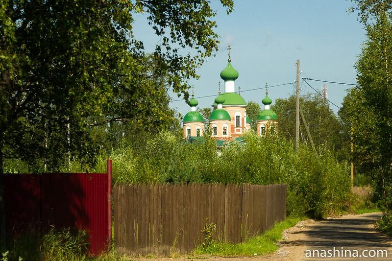 Собор Смоленской иконы Божией Матери, Олонец