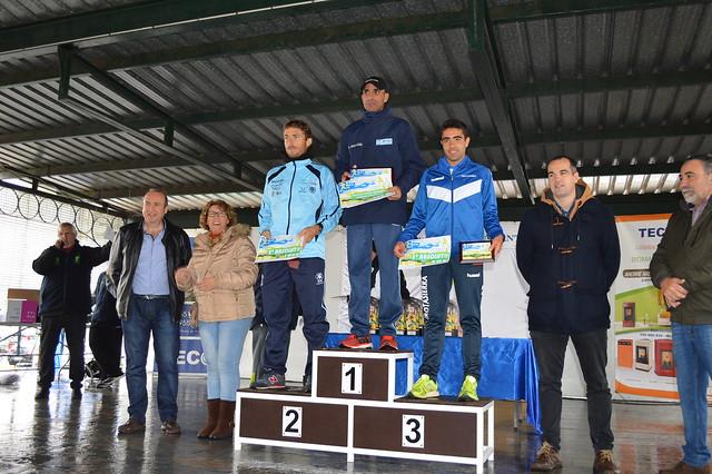 Media Maratón Sierra Morena Sevilla 2018