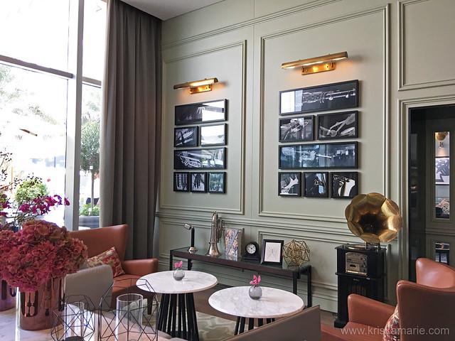 The Restaurant - Interiors 6