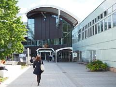 Stockholms universitet - Frescati