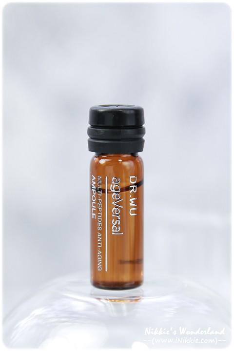 DR WU 白金胜肽配方 超逆齡多肽抗皺安瓶