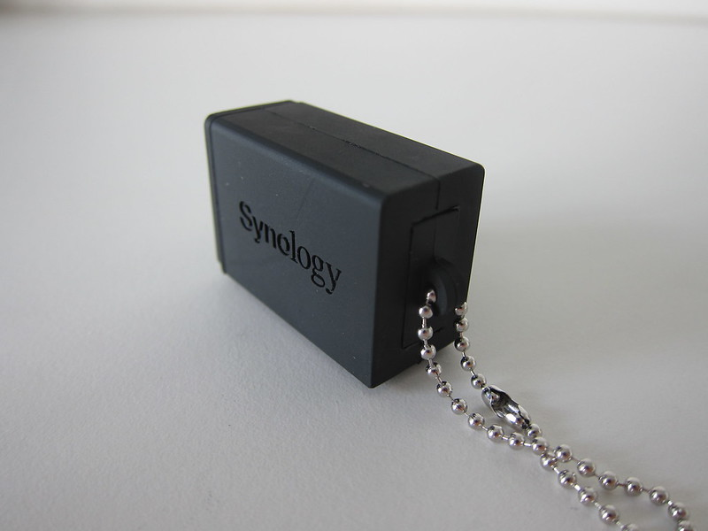 Synology NAS Swag - USB Flash Drive - Back
