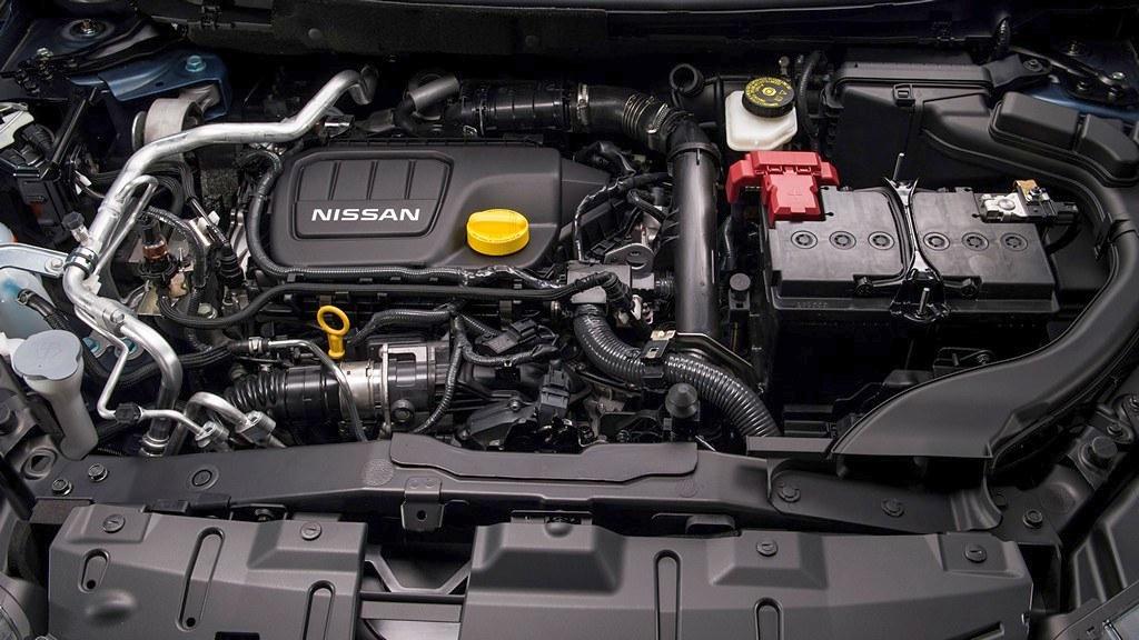Nissan Qashqai 133 benzin 4