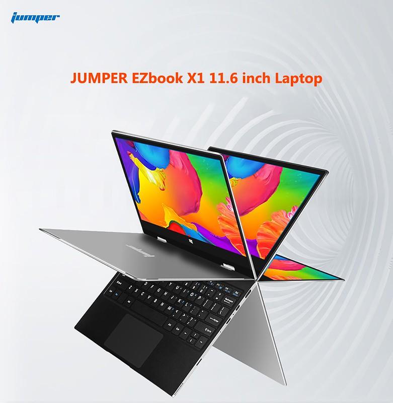Jumper EZbook X1 (2)