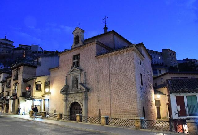 Ermita de la Virgen de la Estrella (Toledo, Castilla-La Mancha, España, 11-6-2018)