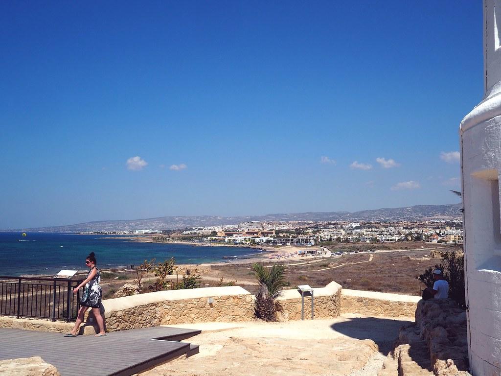 pafos arkeologinen puisto kypros