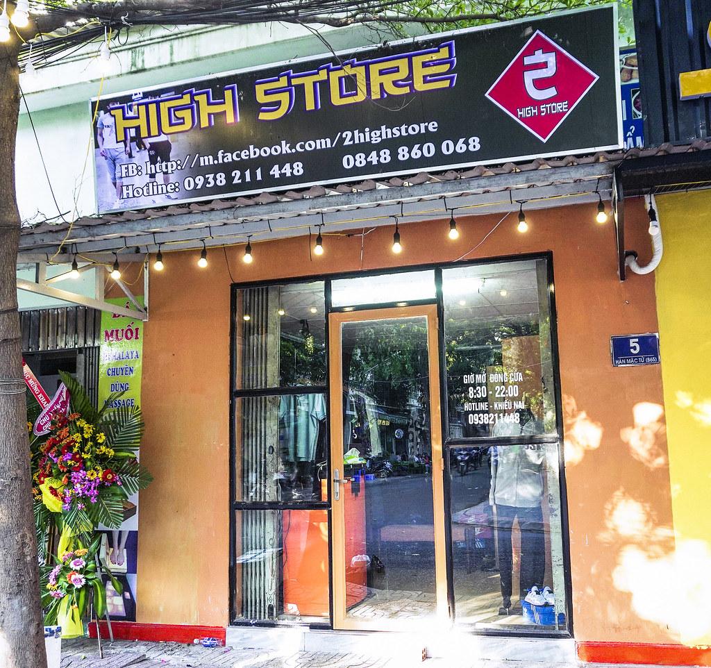 High Store Vũng Tàu khuyen mãi mua 1 tặng 1 tất cả các sản phẩm