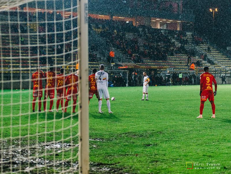 AFC Tubize - KV Mechelen (0-3)