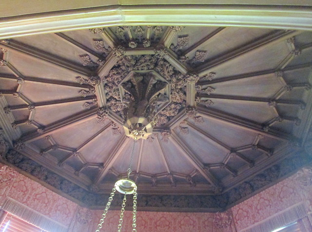 Abbotsford Library Ceiling