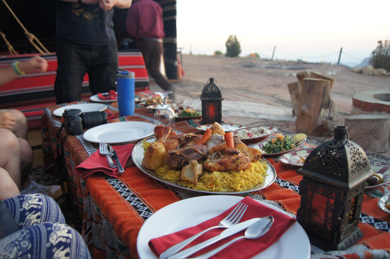 Petra - dinner