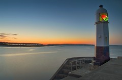 lighthouse at dawn-01
