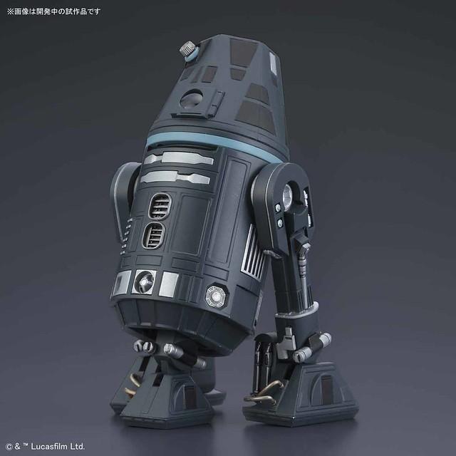 星際大戰組裝模型系列 – 1/12 比例《星際大戰》「R4-I9」 !スター・ウォーズ R4-I9
