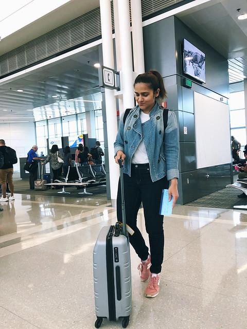 Airport Look Tanvii.com