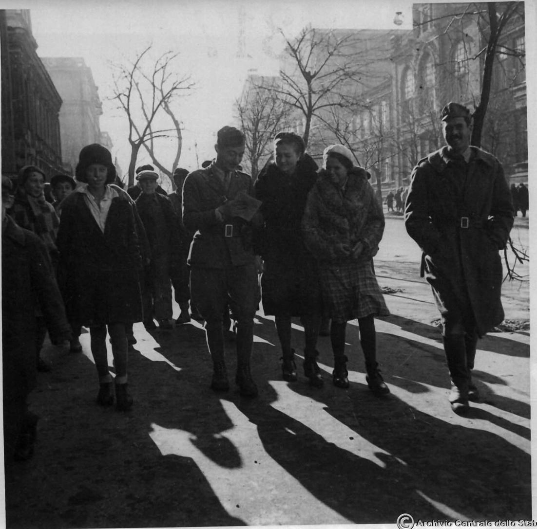 Сталино в годы оккупации