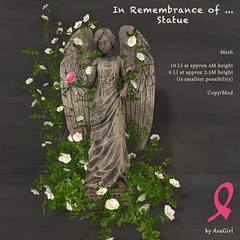In Remembrance of ... - EXCLUSIVE for Out Shop Cancer Event