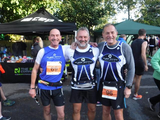 Chichester Half Marathon Sept 18