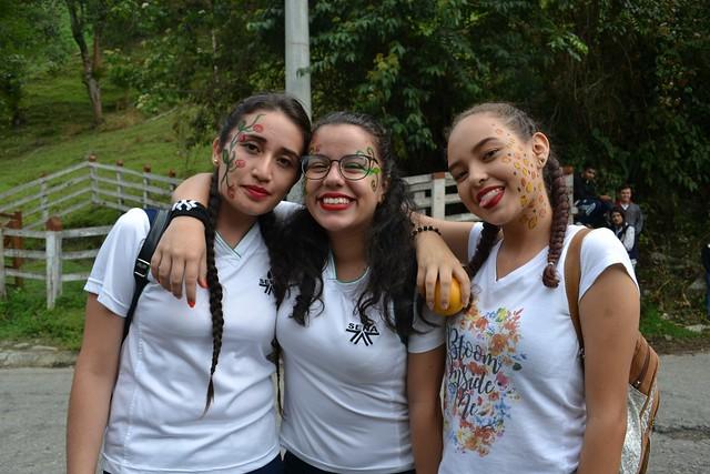 Marcha Ambiental - Día del Cañón del Combeima