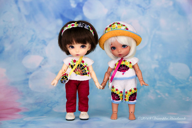 Spanish Fan outfits (tiny)