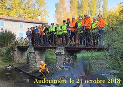 L'Audouinière 21 octobre 2018 - Photo of Chantecorps