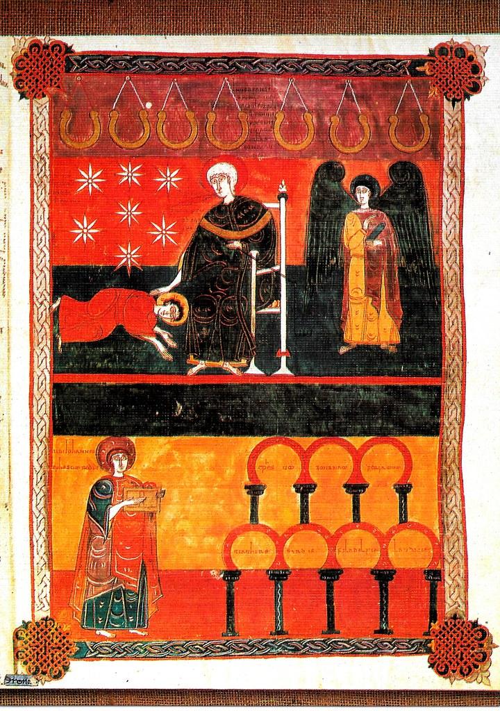 Visión del Hijo del hombre. Ap I, 11-20,
