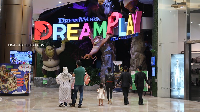 DreamWorks Dream Play at The City Of Dreams Manila