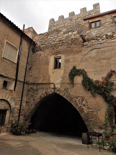 Castillo de Añón de Moncayo.