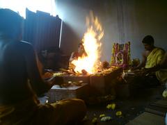 Subramanya Homa, 04-08-2010