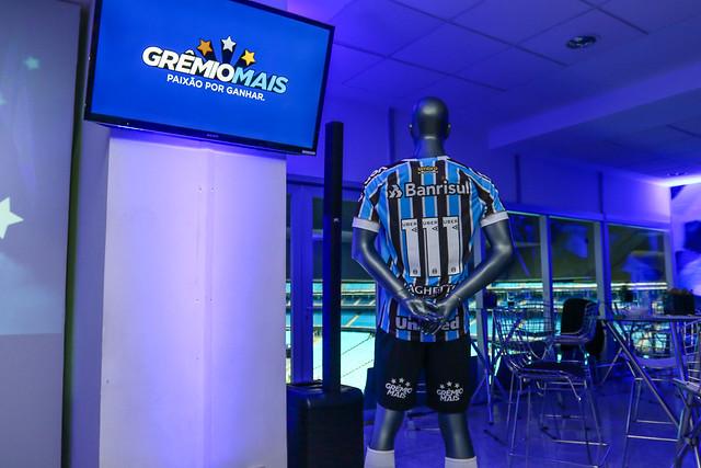 Lançamento Grêmio Mais