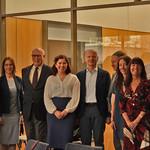 Programa de Seguros UC recibió a destacados profesores extranjeros del área del seguro