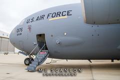 00-0176 USAF   Boeing C-17A Globemaster III   Memphis International Airport,