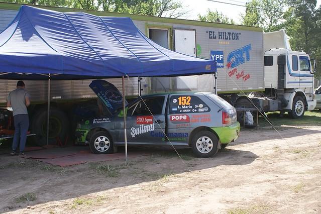 Fiesta del Rally Federal en Lobos
